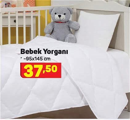 Bebek Yorganı 95x145 cm image