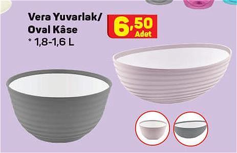 Vera Yuvarlak/Oval Kase 1,8-1,6 L image