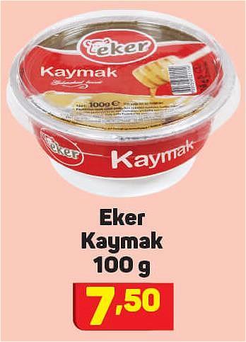 Eker Kaymak 100 g image