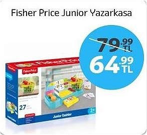 Fisher Price Junior Yazarkasa image