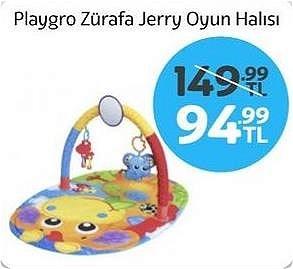 Playgro Zürafa Jerry Oyun Halısı image