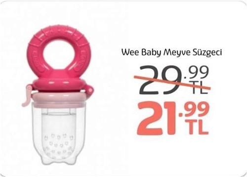 Wee Baby Meyve Süzgeci image