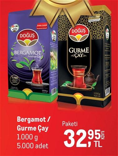 Doğuş Bergamot/Gurme Çay 1000 g image