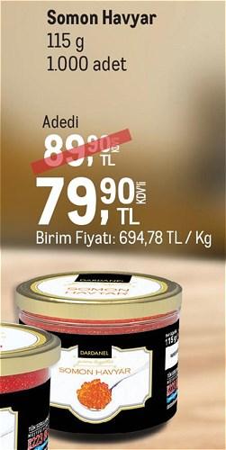 Dardanel Somon Havyar 115 g image