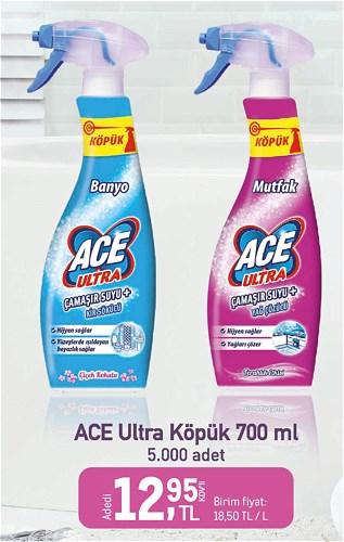 Ace Ultra Köpük 700 ml image