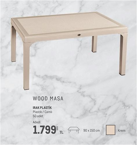 Wood Masa image
