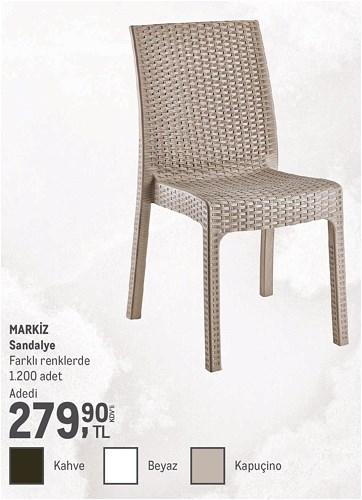 Markiz Sandalye image
