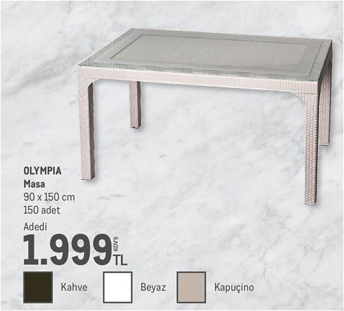 Olympia Masa 90x150 cm image