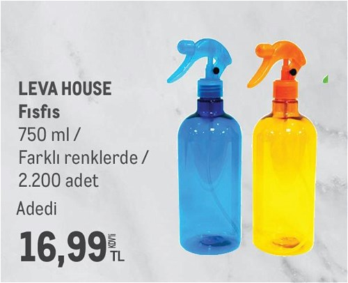 Leva House Fısfıs 750 ml image
