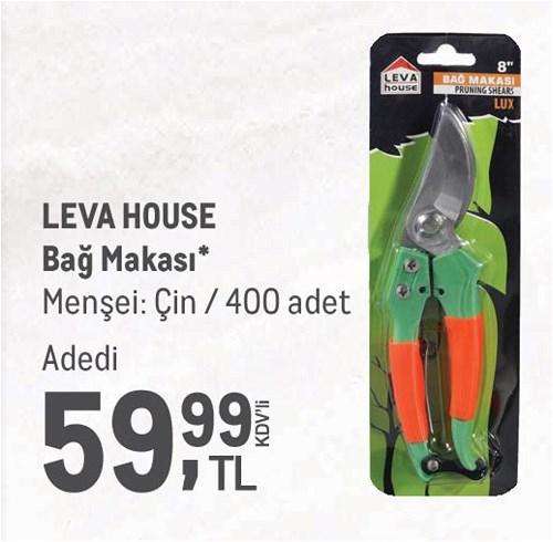 Leva House Bağ Makası image