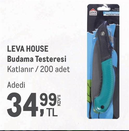 Leva House Budama Testeresi Katlanır image