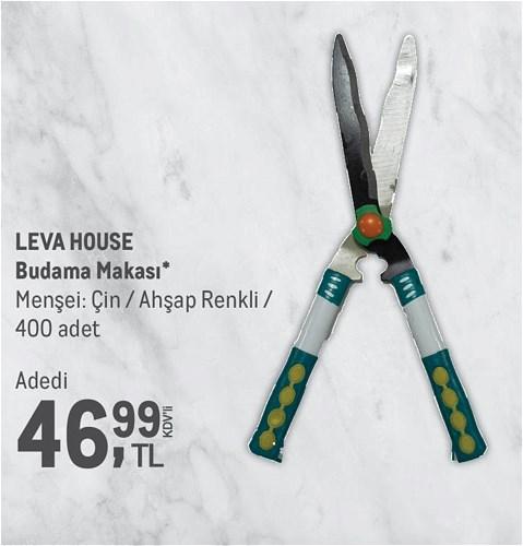 Leva House Budama Makası image