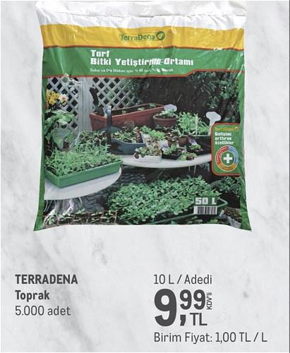 Terradena Toprak 10 L image