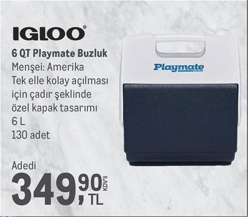 Igloo 6 QT Playmate Buzluk 6 L image