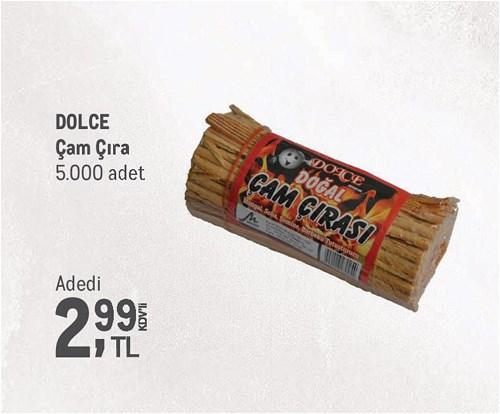 Dolce Çam Çıra image
