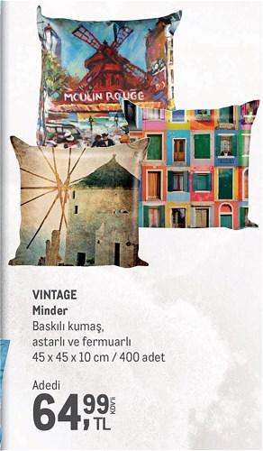 Vintage Minder 45x45x10 cm image