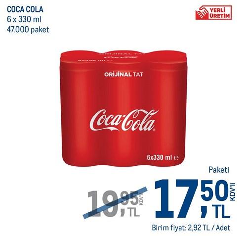 Coca Cola 6x330 ml image