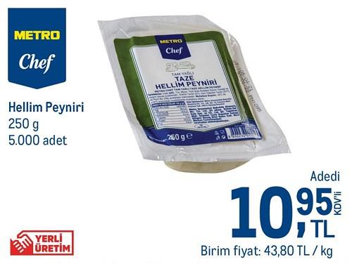 Metro Chef Hellim Peyniri 250 g image
