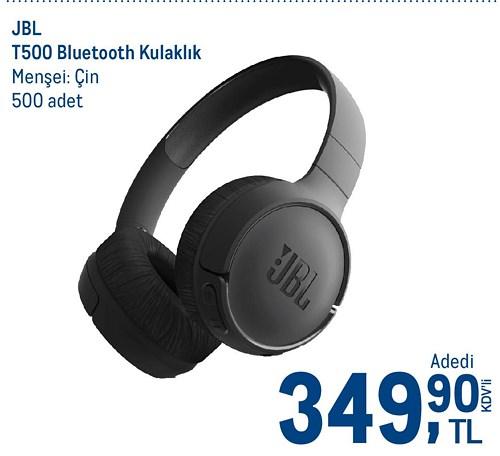 JBL T500 Bluetooth Kulaklık image