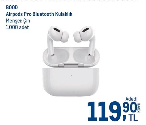 Bood Airpods Pro Bluetooth Kulaklık image