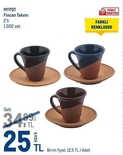 Mypot Fincan Takımı 2'li image
