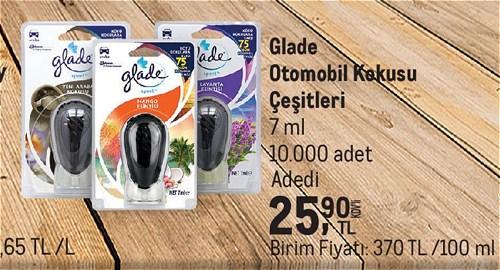 Glade Otomobil Kokusu Çeşitleri 7 ml image