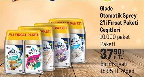 Glade Otomatik Sprey 2'li Fırsat Paketi Çeşitleri image