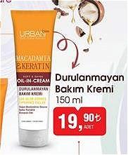 Urban Care Macadamia Özlü Durulanmayan Bakım Kremi 150 ml image