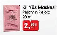 Pelamin Peloid Kil Yüz Maskesi 20 ml image