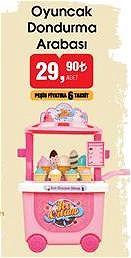 Oyuncak Dondurma Arabası image