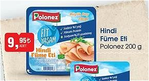 Polonez Hindi Füme Eti 200 g image