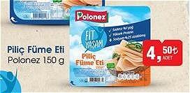 Polonez Piliç Füme Eti 150 g image