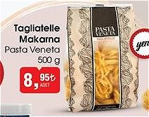 Pasta Veneta Tagliatelle Makarna 500 g image