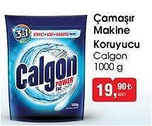 Calgon 1000 g Çamaşır Makine Koruyucu image