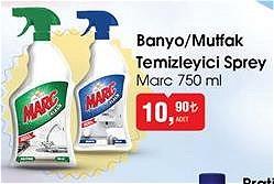 Marc 750 ml Banyo/Mutfak Temizleyici Sprey image