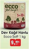 Ecco Soft 1 kg Dev Kağıt Havlu image