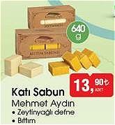 Mehmet Aydın Katı Sabun 640 g image