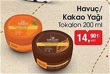 Tokalon Havuç/Kakao Yağı 200 ml image