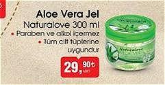 Naturalove Aloe Vera Jel 300 ml image