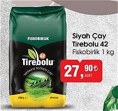 Fiskobirlik 1 kg Siyah Çay Tirebolu 42 image