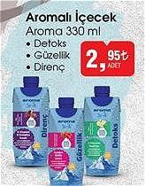 Aroma 330 ml  Aromalı İçecek image