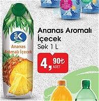 Sek 1 L Ananas Aromalı İçecek  image