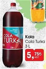 Cola Turka 3 L Kola image