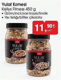 Kellys Fitness 450 g Yulaf Ezmesi image