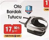 Oto Bardak Tutucu image