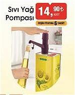Sıvı Yağ Pompası image