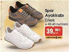 Spor Ayakkabı Erkek image