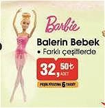 Barbie Balerin Bebek image
