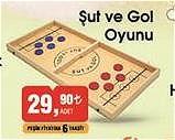 Şut ve Gol Oyunu image