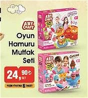 Art Craft Oyun Hamuru Mutfak Seti image